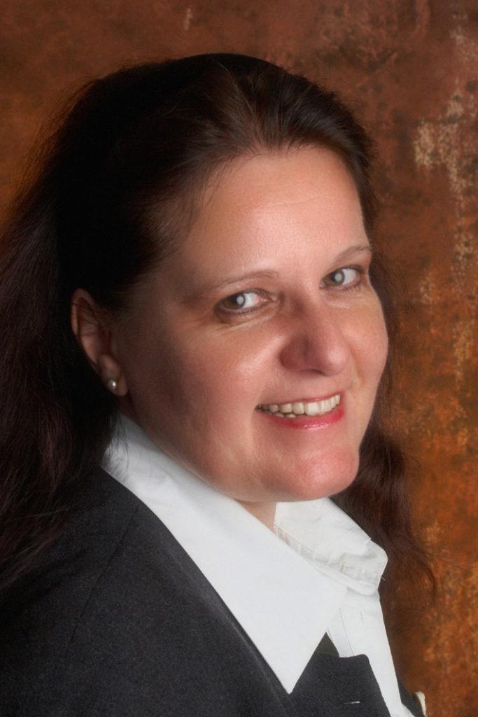 Eva-Maria Zernig: Porträt. Foto: Eva-Maria Zernig