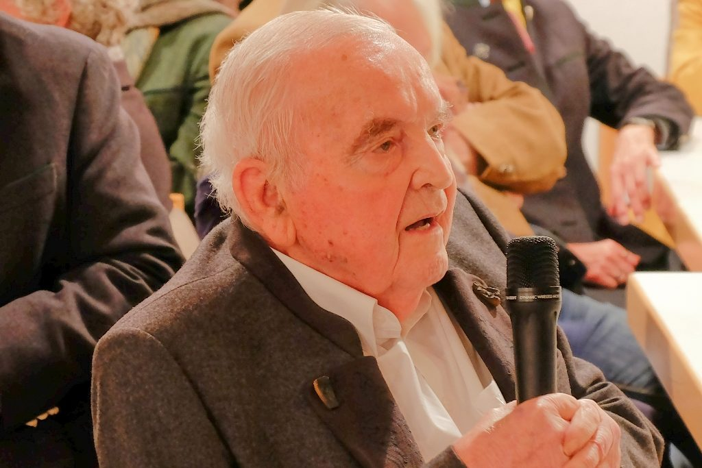 """Quirinal Tegernsee: """"in memoriam""""-Veranstaltung für Michael Heim - Der erste Lehrmeister Gregor Dorfmeister"""