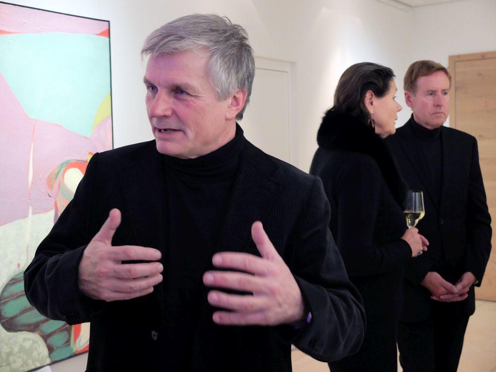 Andreas Thieme im Gespräch