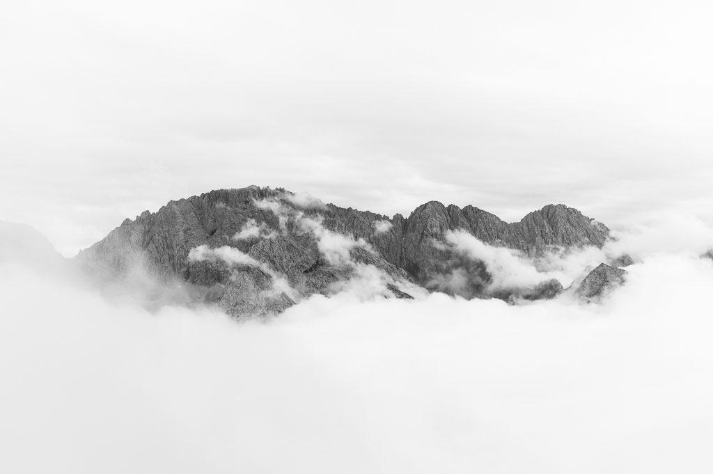 Wettersteingebirge. Foto: Jens Franke