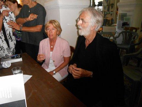 """Kulturvision organisierte den Thementag """"Liebe"""" mit Oscarpreisträger Michael Haneke in der Kulturbrücke Fratres"""