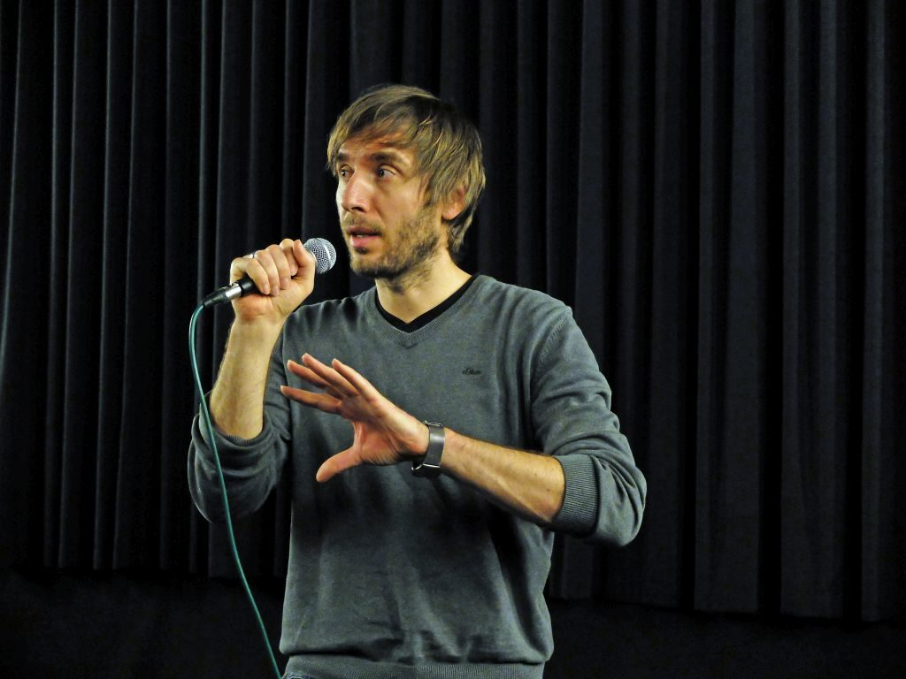 Hat die Filmgruppe an der Realschule Holzkirchen ins Leben gerufen: Sebastian Wanninger