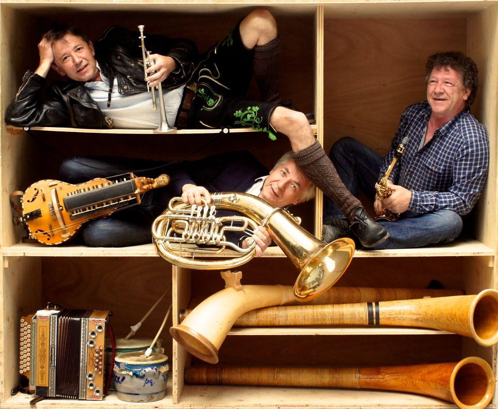 Die Well-Brüder: Christoph, Karl und Michael
