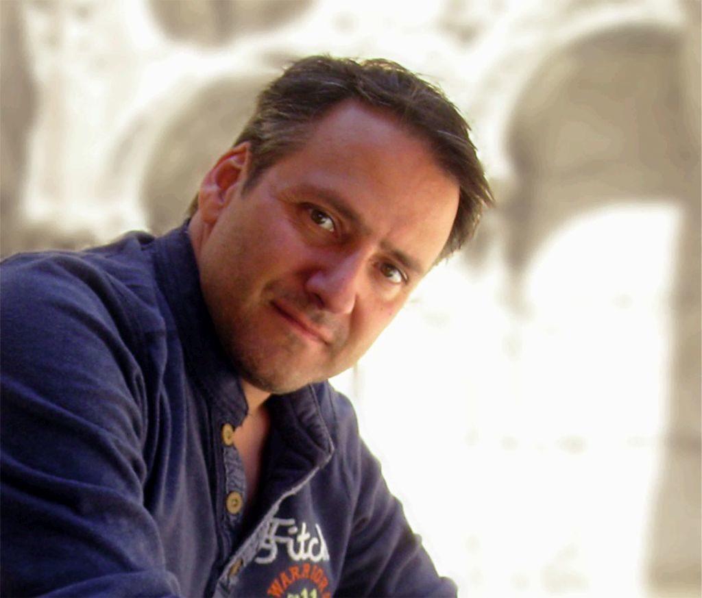 Krimiautor und Journalist Martin Calsow