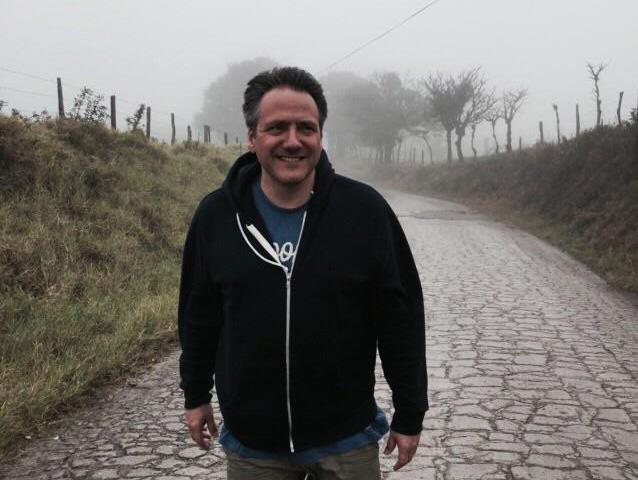 Krimischriftsteller und Journalist Martin Calsow