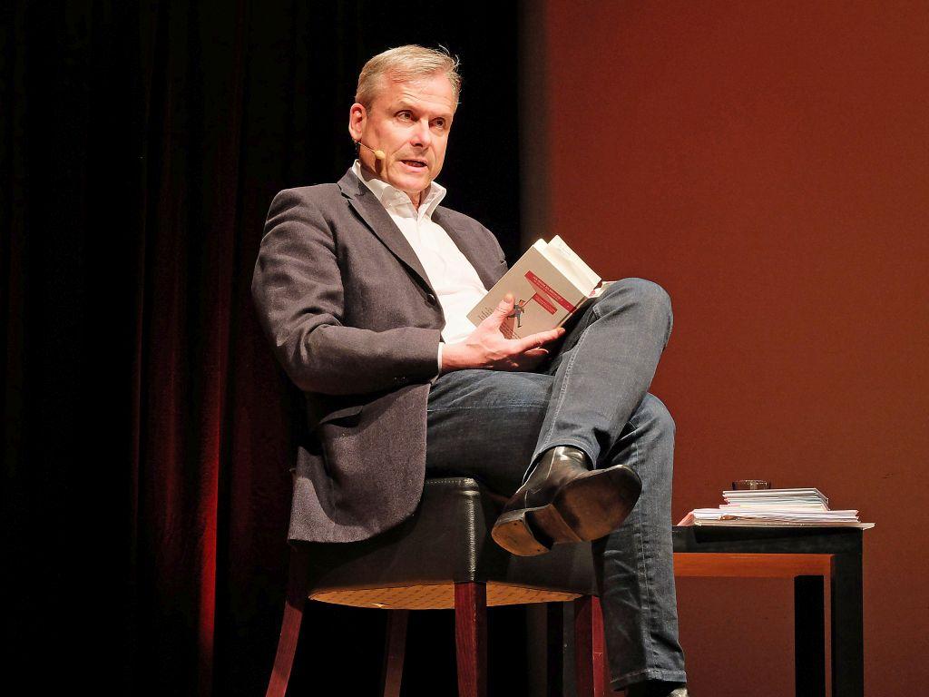Autorenlesung Axel Hacke