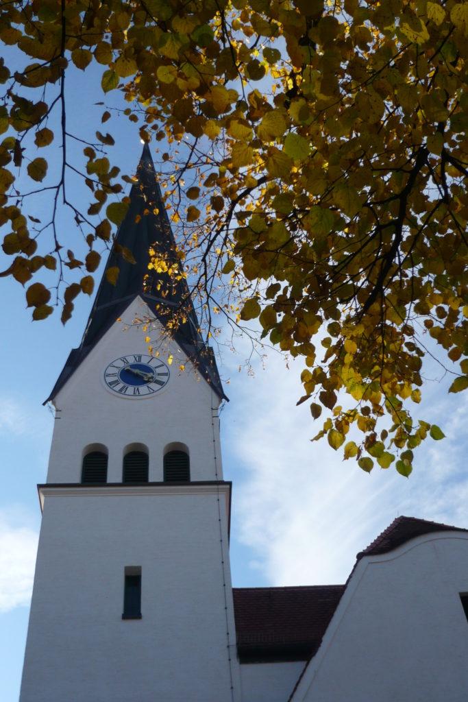 Kirche als Bühne