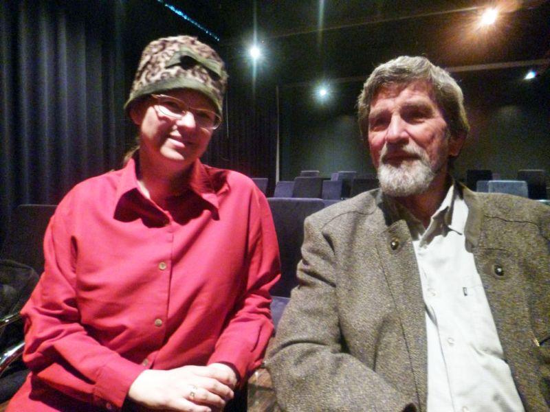 Grit Franzky und Jörg Lohmann
