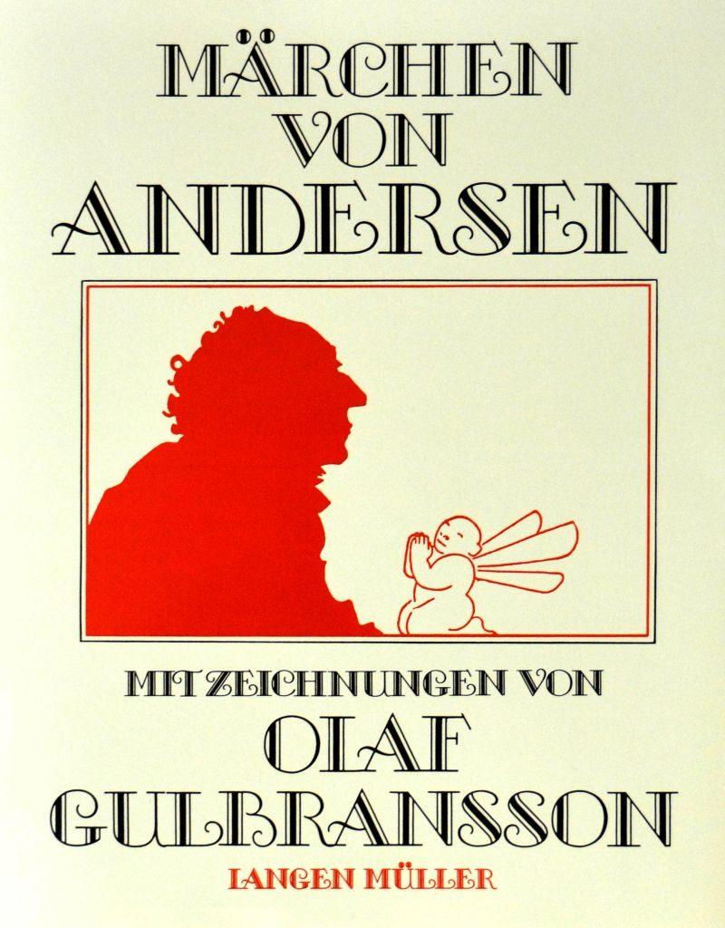 Olaf Gulbransson: Buchcover nach Originalvorlage aus 1927