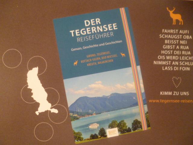 Tegernsee Reiseführer von Sonja Still