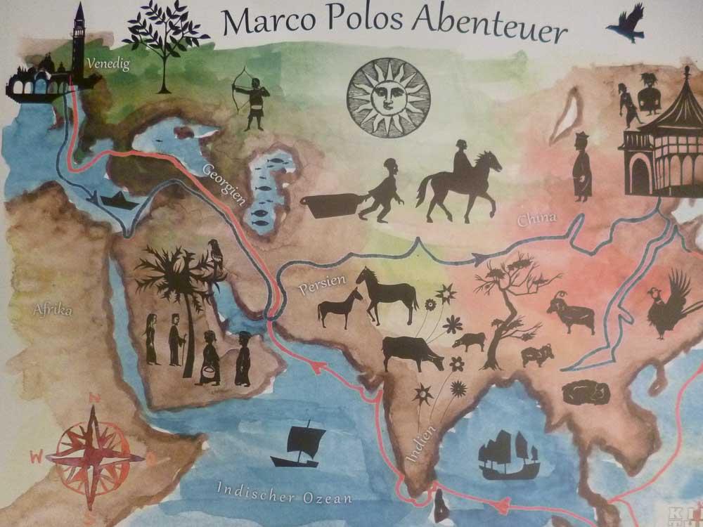 Marco Polos Abenteuer