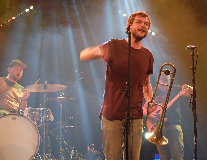 Manuel Winbeck: MONOBO SON beim Bavarian Beats Festival