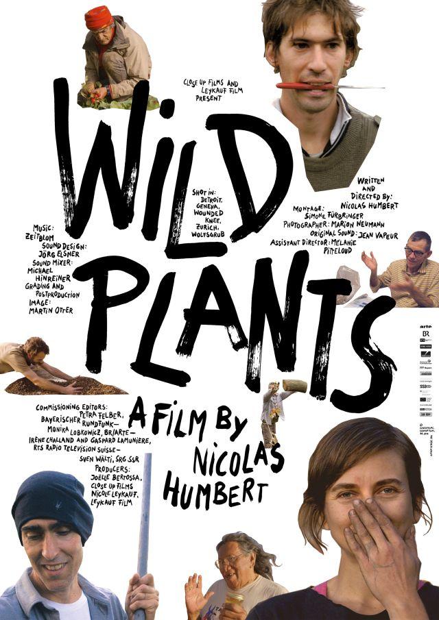 FilmplakatWild Plants, Foto: CloseUpFilms