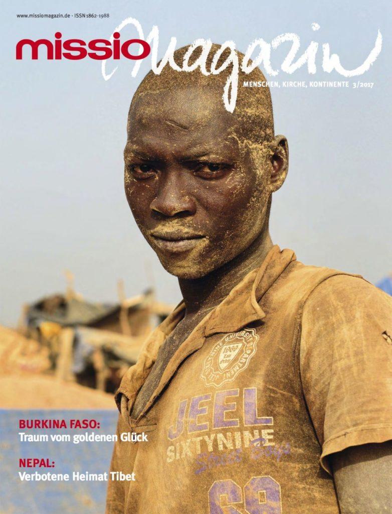 Goldgräber Burkina Faso