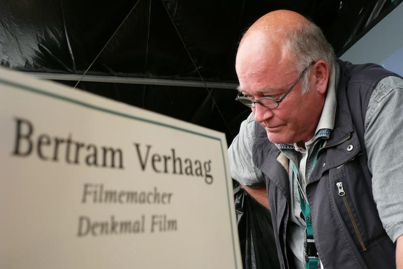 Wurzeln des Überlbens Bertram Verhaag