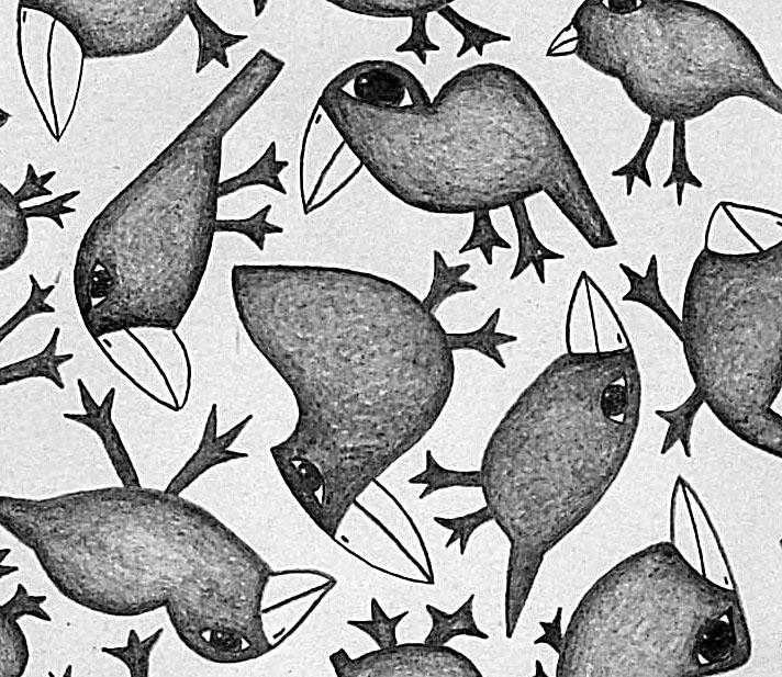 die vorwitzigen Raben (Ausschnitt) - Riccardo Milazzo im Seeforum