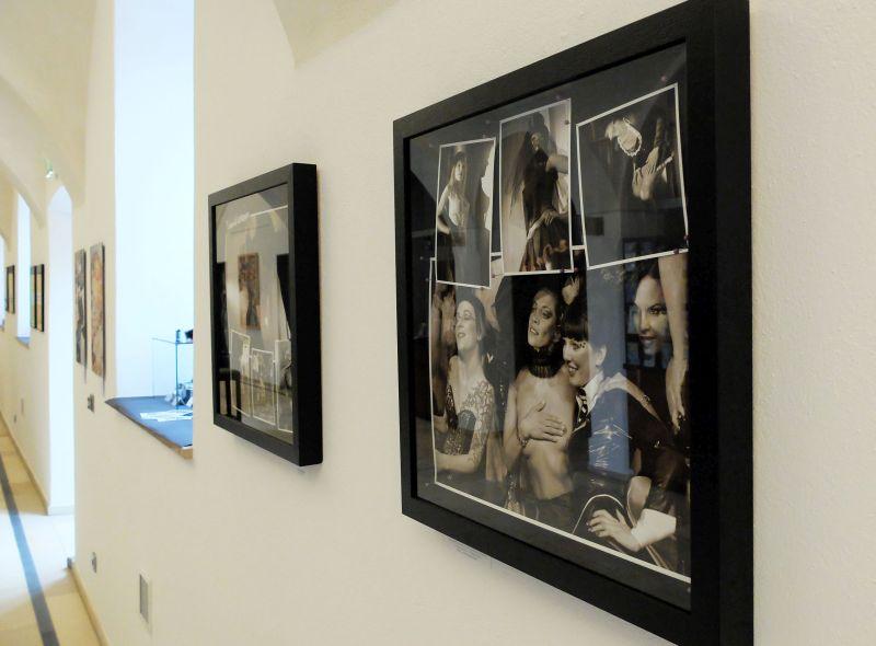 Lichtbild festival - Ausstellung Zwielicht: Blick in die Ausstellung – Manfred Lehner: Salon Erna
