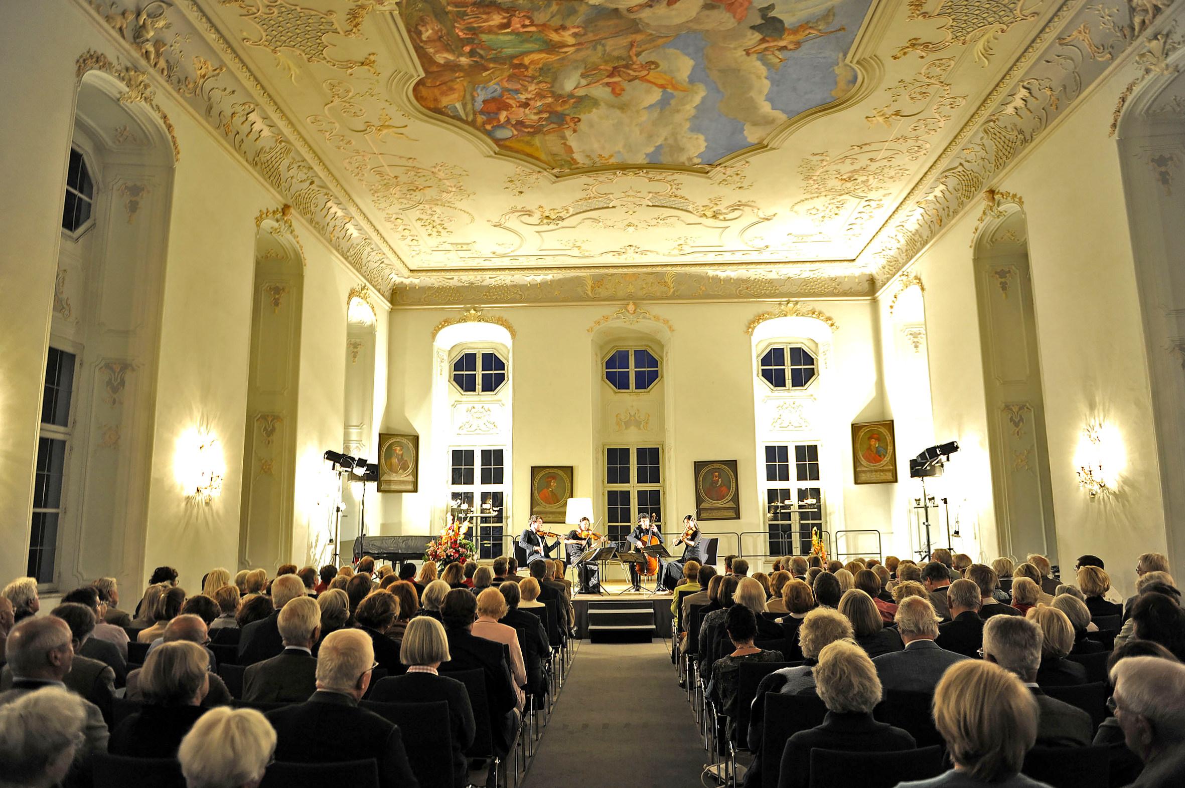 Konzert Podium junger Künstler