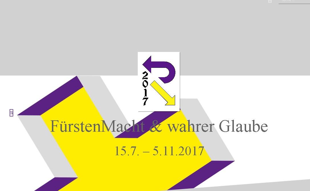 Logo Ausstellung Reformation