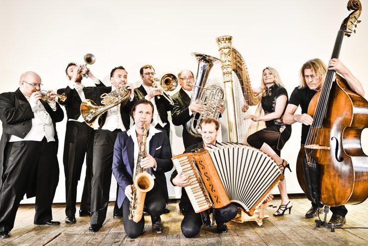 Konzert beim Schliersser Kulturherbst - Quadro Nuevo und Harmonic Brass