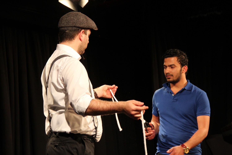 Vielfältige Aktivtäten der Bürgerstiftung Holzkirchen - auch Theaterstücke