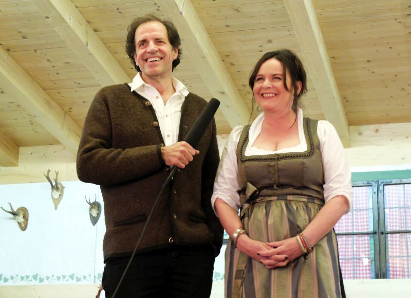 Helmfried Von Lüttichau Frau