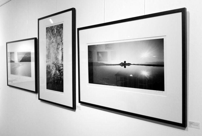 Lochfotografie von Günter Unbescheid - Gruppe Delta