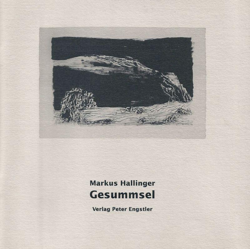 Buchcover Gesumsel Markus Hallinger