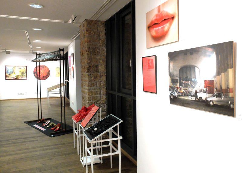 Installationen und Fotografien von Peter Remmling - Gruppe Delta