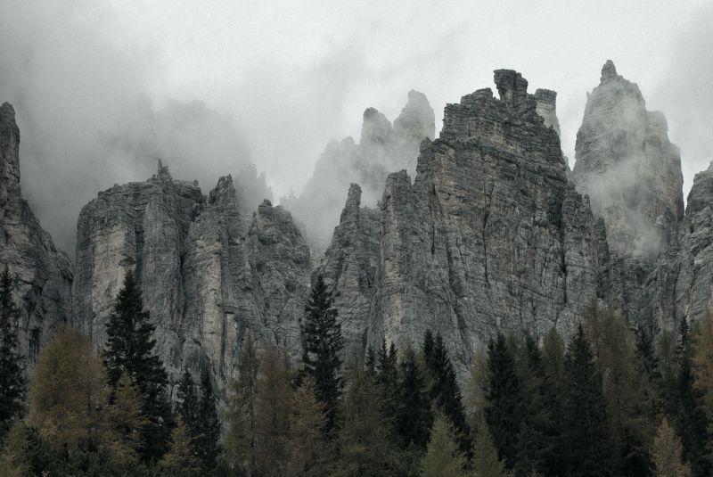 Uli Wiesmeier: Südliche Civetta, Dolomiten, Italien, 2014