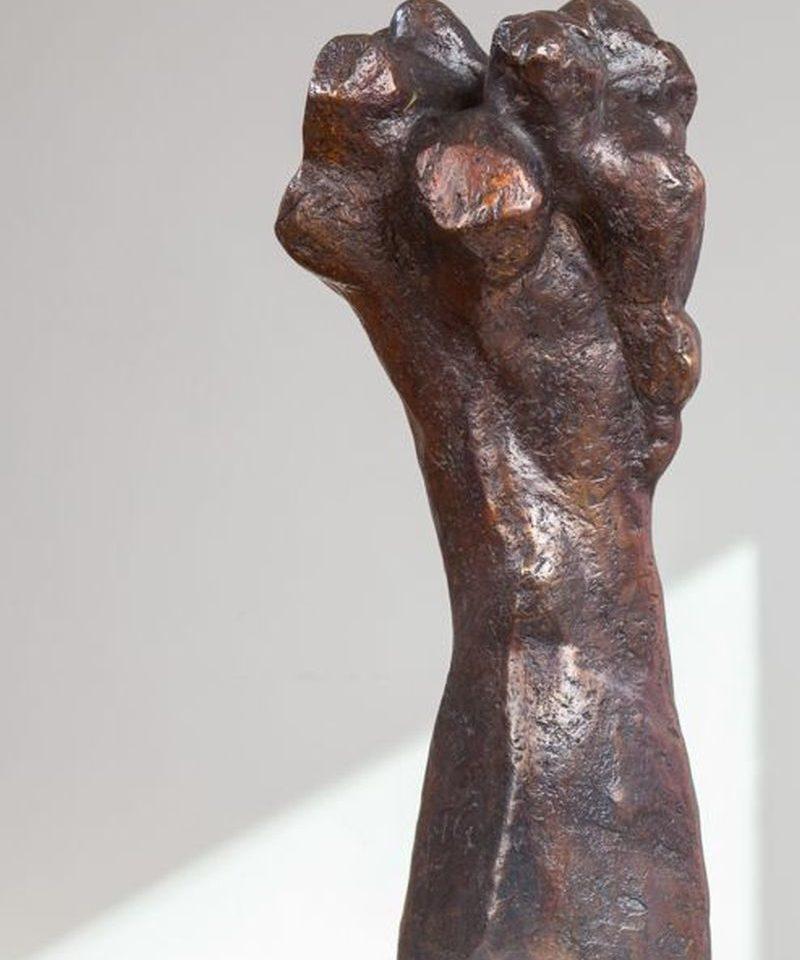 Cornelia Hammans neue Skulpturenreihe