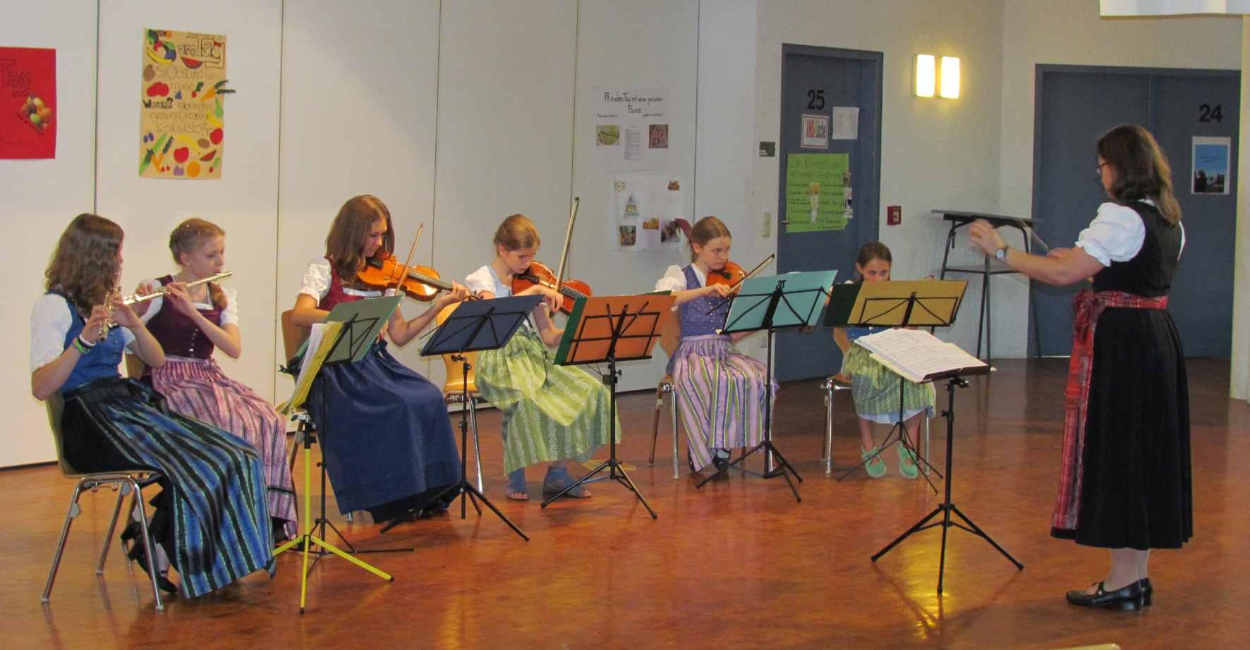 Kinder- und Jugendorchester