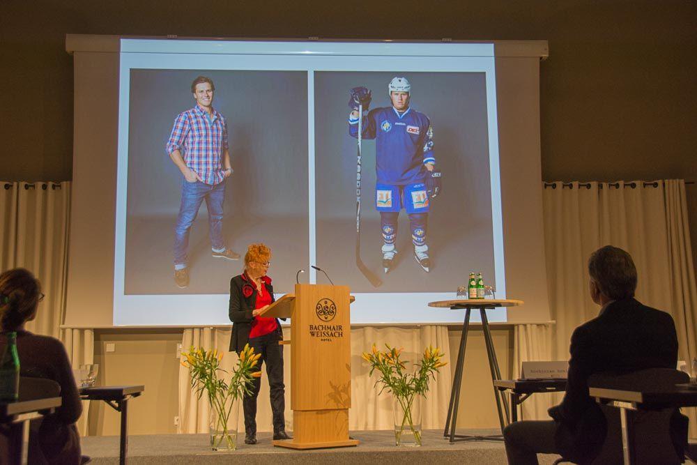 Herlinde Koelbl: Kleider machen Leute. Vortrag Körpersprache