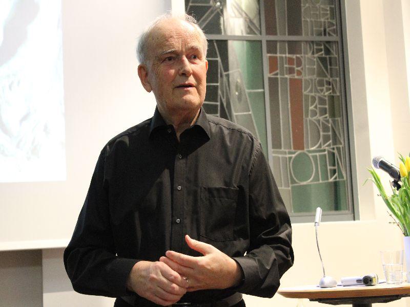 Pfarrer Gerhart Herold