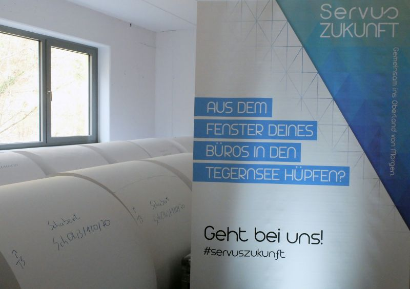 """Servus Zukunft"" - Kampagne der SMG"
