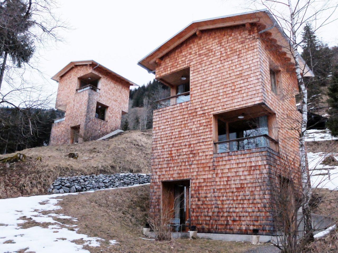 Naturhotel Tannerhof Bayrischzell – die Türme