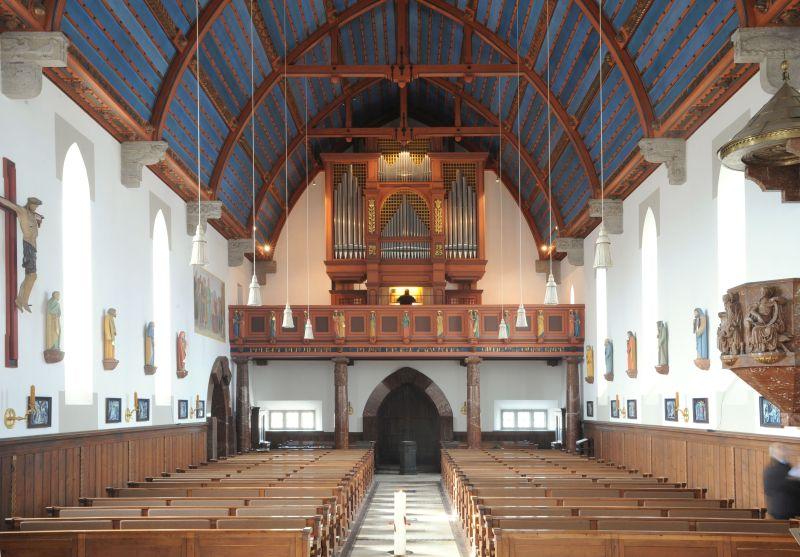 Bad Wiessee Kirche Maria Himmelfahrt
