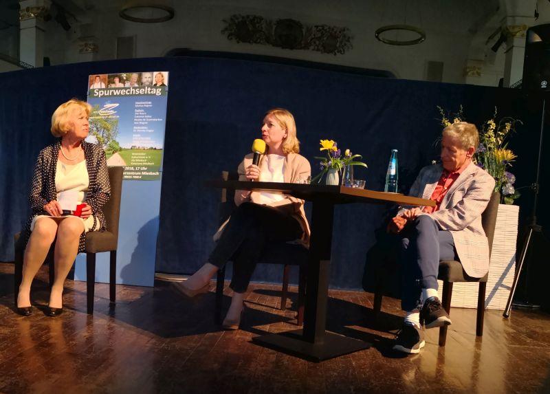 Monika Ziegler, Ines Wagner, Coloman Kallos
