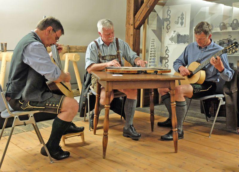 Ludwig Thoma Briefwechsel mit Ignatius Tascher - Musik Trio Höß-Halmbacher