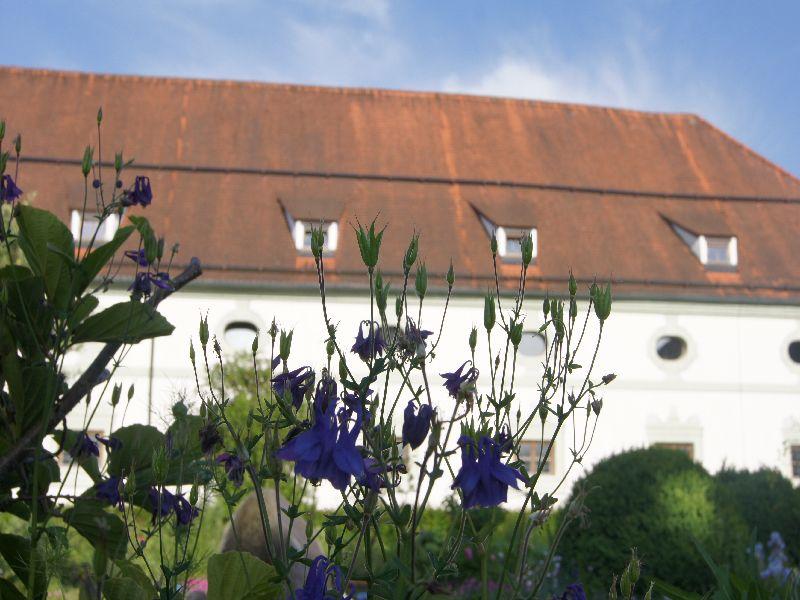 Kräutergarten Kloster Benediktbeuern