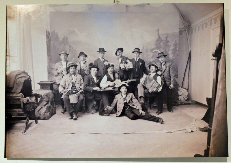 Fideles vereinsleben in Tegernsee - Fotografie Joseph Reitmayer