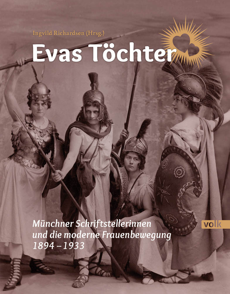Evas Töchter ist beim Volk Verlag erschienen