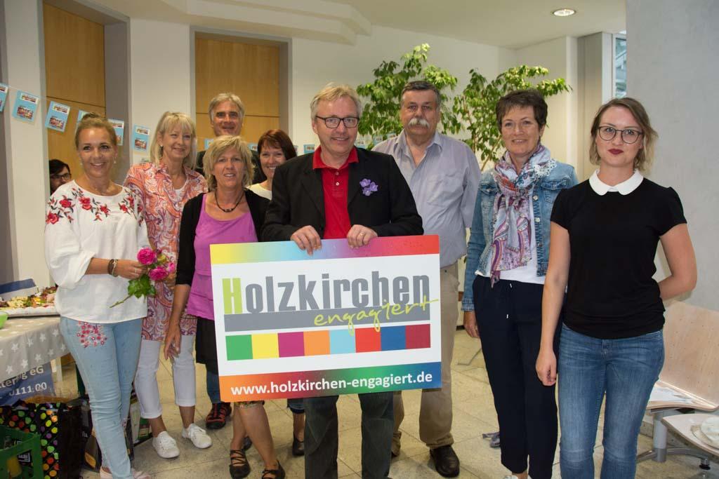 Holzkirchen engagiert