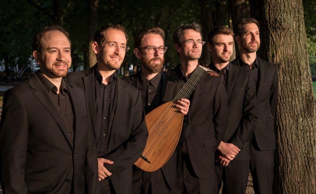 Vokalensemble Profeti della Quinta beim 29. Internationale Musikfest Kreuth