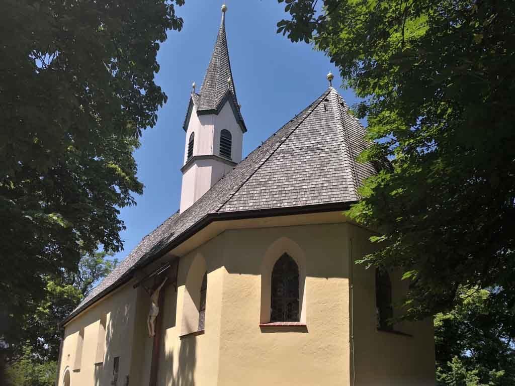 Gedenken in Schliersee