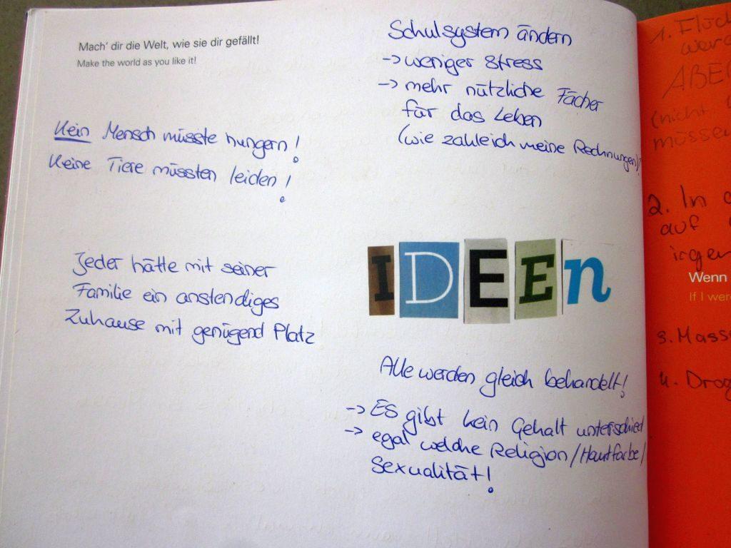 Konferenz der Kinder in Holzkirchen