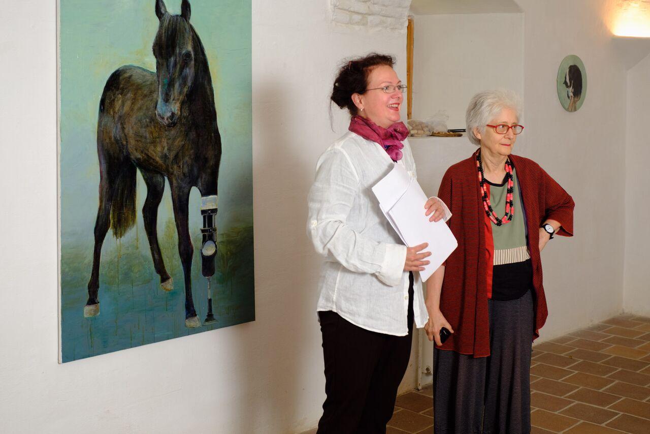 Mensch und Tier - Kulturpartnerschaft Kulturvision und Kulturbrücke Fratres