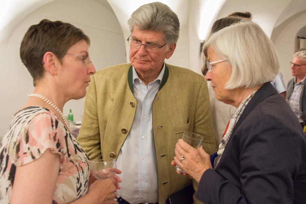 Quo Vadis Gespräche - Kulturvernetzung Landkreis Miesbach