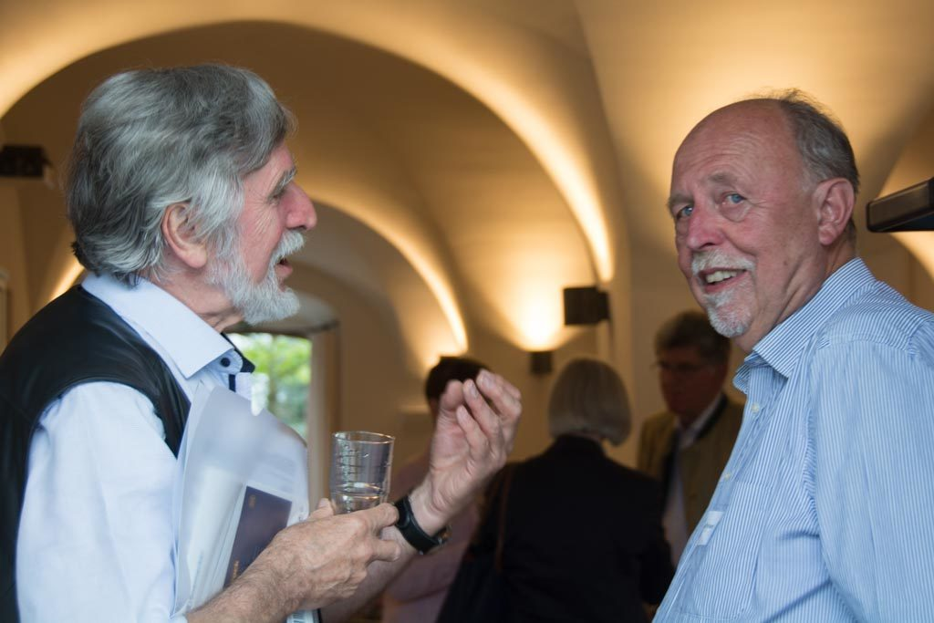 Zither Manä und Michael Pelzer.