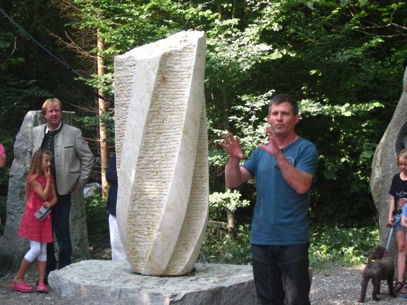 6. Bildhauer Symposium